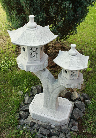 rankei granit echter stein laterne asien japangarten. Black Bedroom Furniture Sets. Home Design Ideas