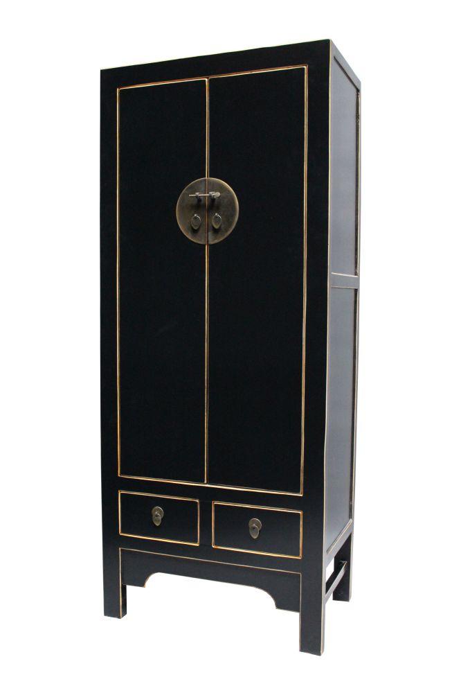 hochzeitsschrank schuhschrank schuh schrank china holz schwarz asia asien m bel ebay. Black Bedroom Furniture Sets. Home Design Ideas